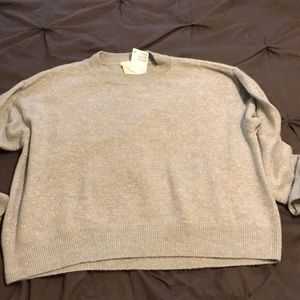 Super soft and sparkly H&M pullover